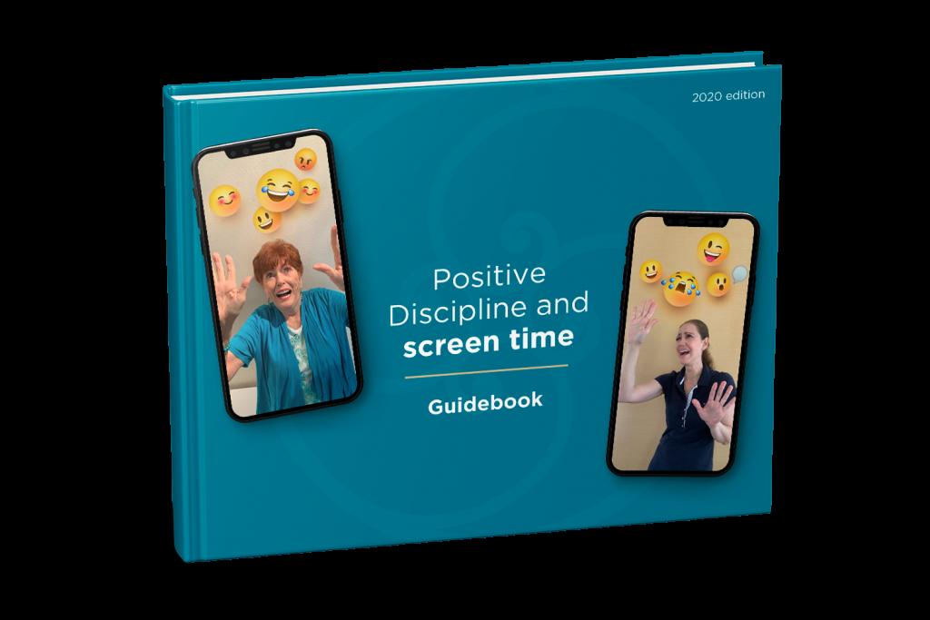 E-Book - Positive Discipline and Screen Time - Eng